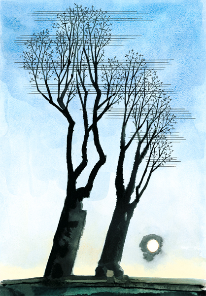 Adam et Eve: la partition