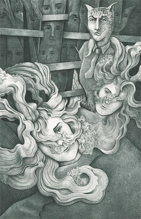 Le Maître et Marguerite (hommage à Mikhaïl Boulgakov)