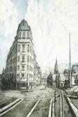 Rue de l'hôpital